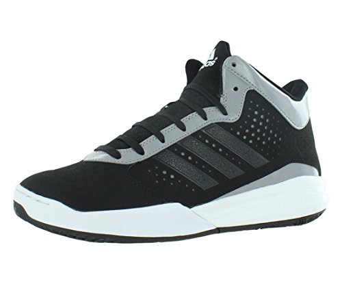 adidas New Men's Outrival Basketball Shoes Black/Onix 12 (New Adidas Basketball Shoes)