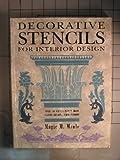 Decorative Stencils for Interior Design, Magie M. Maule, 0207170959
