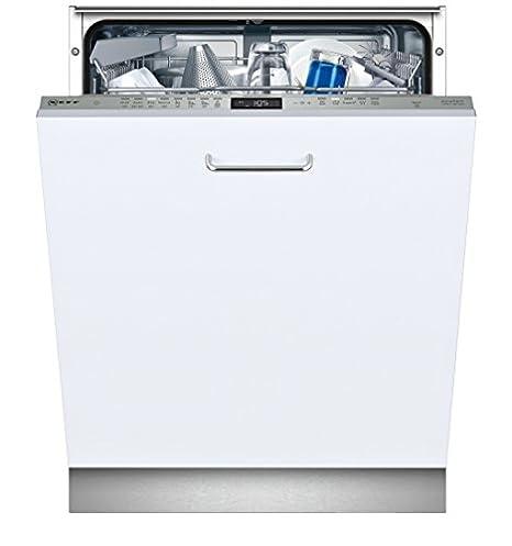 Neff S515P80X0D lavavajilla Semi-incorporado 13 cubiertos A+++ ...