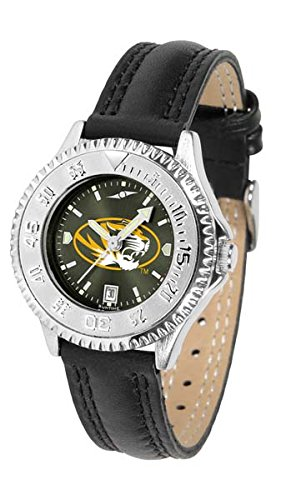 Missouri Tigers Competitor AnoChrome Women's Watch