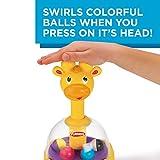 Playskool Giraffalaff Tumble Top toy, 6 months