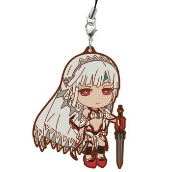 Ichiban Kuji Fate Grand Order Kyun Chara Order Second Singularity Rubber Strap Saber Altera G Award queue
