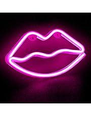 OMZGXGOD Led Neon Light, Neonlicht (Roze)