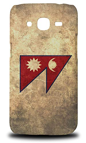 Nepal Country Flag Hard Phone Case Cover for Samsung Galaxy J2 (2016) -  Foxercases, 1364-SG-J2-16