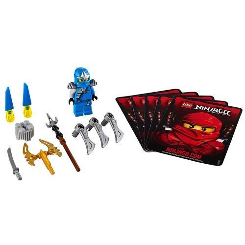 Lego Ninjago Jay ZX- 9553