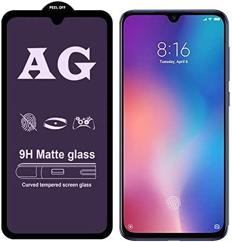 Dongdexiu Mobile Phone Accessories 25 PCS AG Matte Anti Blue Light Full Cover Tempered Glass for Xiaomi Redmi 6A Tempered Glass Film