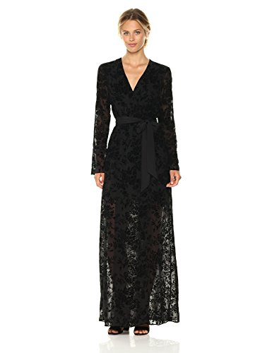 bcbgeneration long black dress - 3