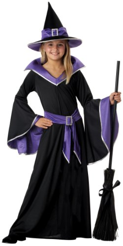(Incantasia the Glamour Witch Child Costume Child Medium)