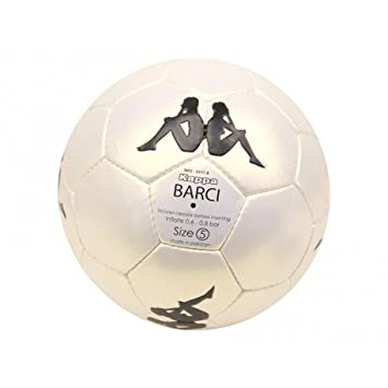 1df6b4eff8 Kappa Barci Football white: Amazon.co.uk: Sports & Outdoors