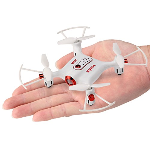 Newest Pocket Headless Quadcopter Altitude product image