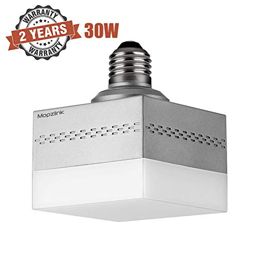 Led Light Bulbs, 30W (150-200 Watt Equivalent) E26 3000 Lumens Led Garage Lights, Square Light for Home Lighting, Garage, Workshop, Warehouse, Barn, Etc. (6500K Daylight)
