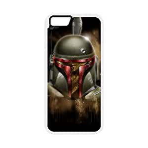 Bounty Hunter iPhone 6 Plus 5.5 Inch Cell Phone Case White SA9663136