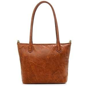 ONA - The Capri - Camera Shoulder Bag - Antique Cognac Leather (ONA5-009LBR)