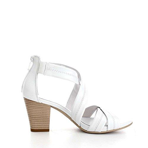 Nero Giardini - Sandalias de vestir para mujer Bianco