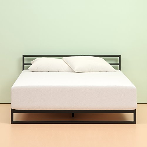 Foam Core Mattress - Zinus Memory Foam 12 Inch Green Tea Mattress, King