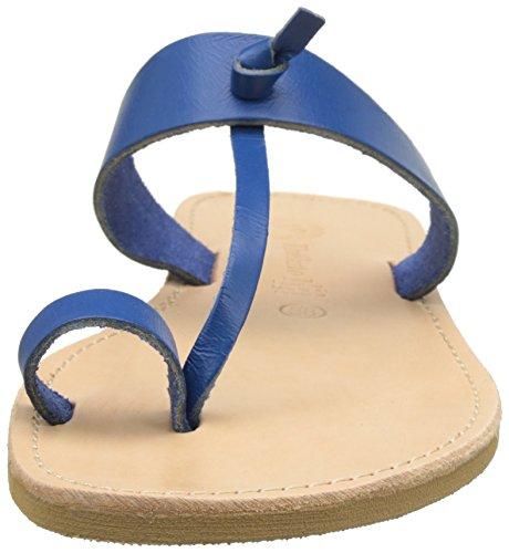 THELUTO Eloise - Sandalias de dedo Mujer Azul (Bleu)