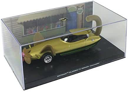 Eaglemoss DC Batman Automobilia #79 Classic TV Series Catmobile by Automobilia