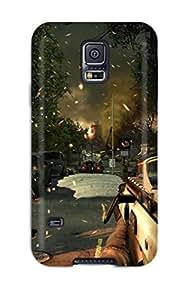 2C9Z678ZHWB49N6K Galaxy High Quality Tpu Case/ Call Of Duty Video Game Case Cover For Galaxy S5