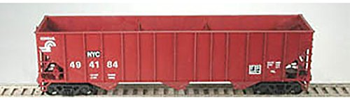 Bowser HO Scale 100-Ton 3-Bay Coal Hopper Conrail/CR/NYC Marks Brown #494195 -