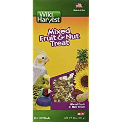 Wild Harvest P-84040 Mixed Fruit & Nut 11 Oz