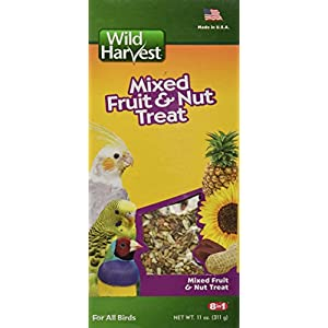 Wild Harvest Mixed Fruit And Nut Treat For All Birds 67