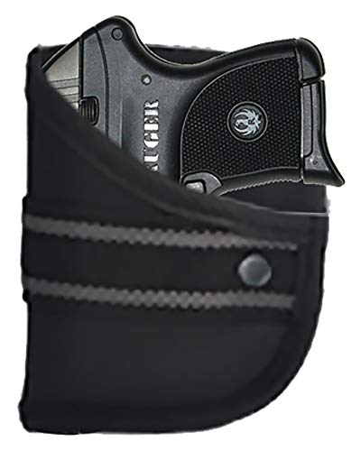 Garrison Grip Custom Fit Woven Pocket Holster Fits Ruger LCP 380 w/o Laser (W2)