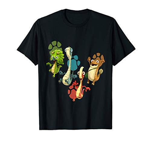 Dinos Bill, Tiny, Rocky, Mazu T-Shirt
