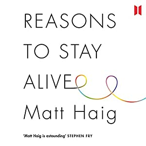 Reasons to Stay Alive Hörbuch