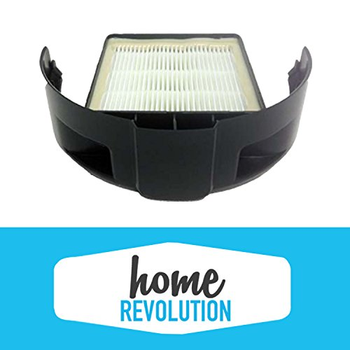 Hoover Windtunnel T-Series Rewind Home Revolution Brand Replacement HEPA Filter; Made To Fit Hoover Windtunnel T-Series Models Including Rewind and UH701 and UH702 series; Compare to Hoover Part #303172001, 303172002