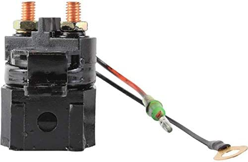 DB Electrical SMR6019 Starter Solenoid Relay for Yamaha Outboard Marine 688-81950-10-00