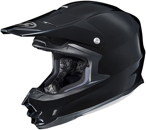 HJC FG-X Off-Road Helmet (Black, Small)