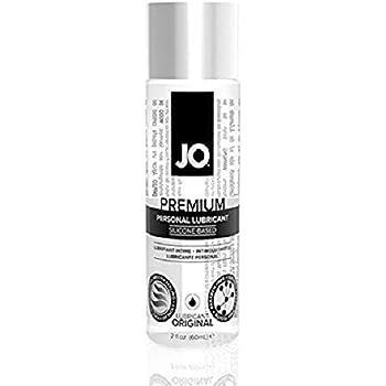 JO Premium Silicone Lubricant - Original ( 2 oz )