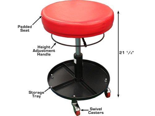 Dynamo DYOHTSEAT-1 Adjustable Air Seat