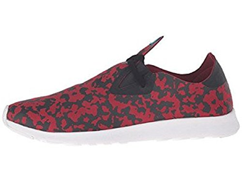 Red Apollo Rover Sneaker Camo Unisex Black Fashion Jiffy Blot Moc White Shell Native 5YqXTwx