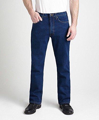 Grand River Stretch Blue Jean (34 x 28, Blue - Shops Grand Of The River