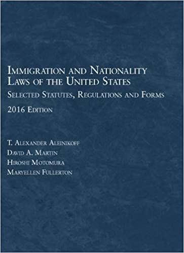 }TOP} Immigration And Nationality Laws Of The United States: Selected Statutes, Regs And Forms. Conexion Serie Sport Husch condo Catch error Corona