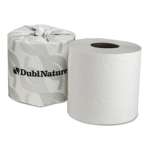 - Bay West Paper Wau 59890 C-Dubl-Nature Green Seal 2 Ply T/T 500Sh 80 WAU 59890