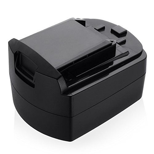 Powerextra 3000mAh 18-Volt SB18C SB18A SB18B Replacement Battery for 18-Volt Skil Ni-Cd Cordless Tools 2810 2888 2895 2897 2898 4570 5850 5995 7305 - Skill 18v Drill Cordless