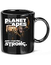 Planet of The Apes Revolution Movie Koffiemok voor vrouwen en mannen Theekopjes
