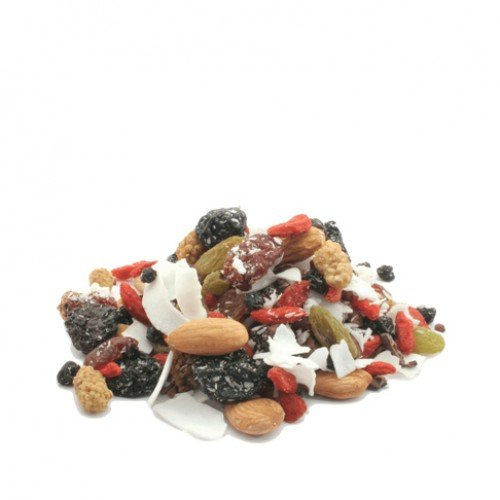 Blue Mountain Organics, Raw, Vegan, Paleo, Organic, Sprouted, Berry Powerful Trail Mix, (Pack of 3) 18 oz