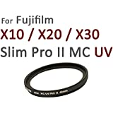 Nouveau: Haida Pro II fin UV Digital MC–Taille spéciale 40mm pour Fuji X10/X20/X30/1Filtre à nourriture