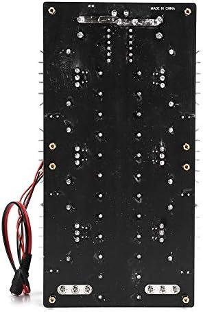 PCB Placa de Calentamiento Radiador Grande con Tubo de Cobre en Espiral Crisol y Tubo de Bomba de Agua 12-48V Bewinner1 2500W ZVS M/ódulo de Calentador de inducci/ón Flyback Driver