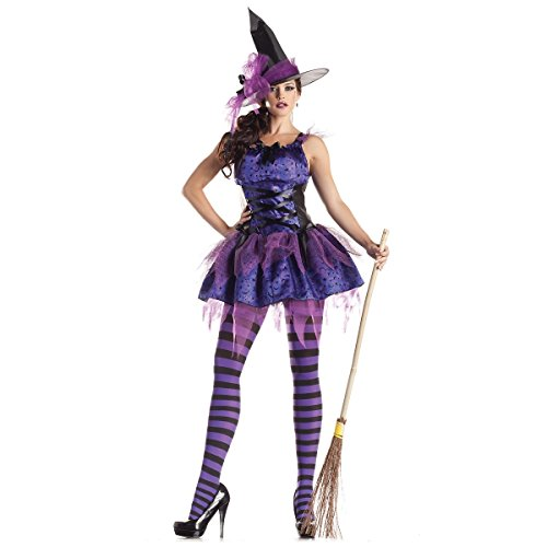 Starry Night Witch Adult Costume - X-Large