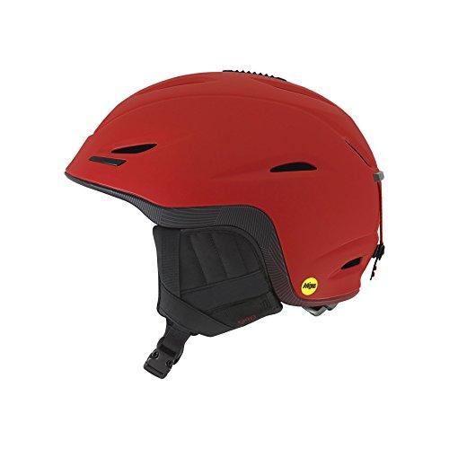 Giro Union Mips Snow Helmet - Men's Matte Bright Red Fade Large (Giro Helmet Ski)
