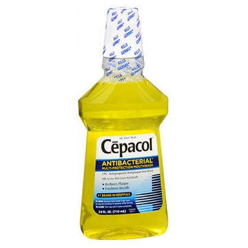 (Cepacol Antibacterial Multi-Protection Mouthwash (Pack of 5))