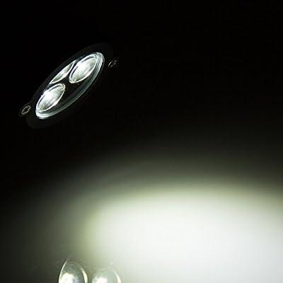 Cold White : Lemonbest led Garden Lawn lamps Outdoor lighting 12V 33W IP65 Waterproof LED Garden Pond path flood spot Light bulbs 12V