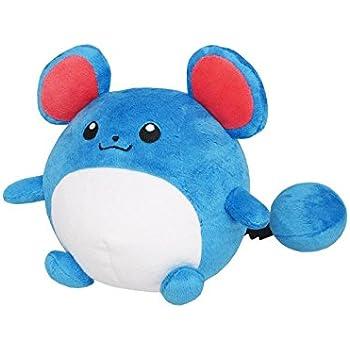 Amazon.com: Sanei Pokemon All Star Collection Marill ...