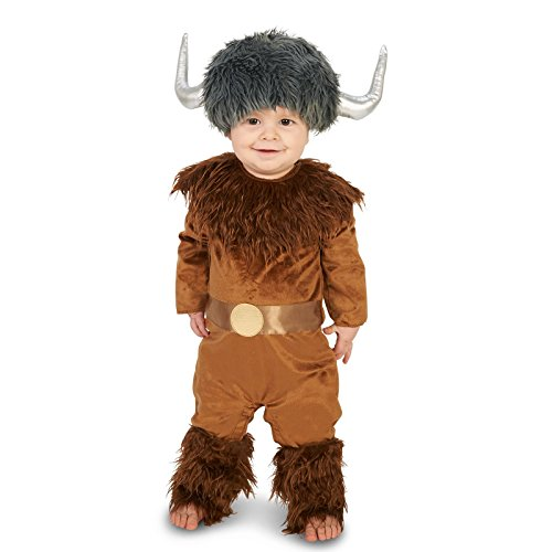 Women's Cozy Viking Costumes - Fearless Viking Infant Costume 12-18M