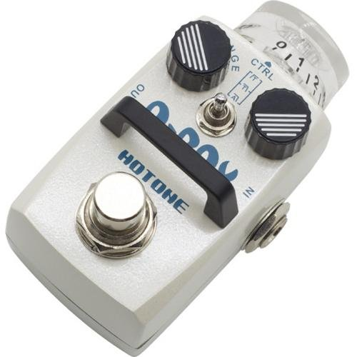 Hotone Q-Box Digital Envelope Filter Guitar Effects Pedal by Hotone