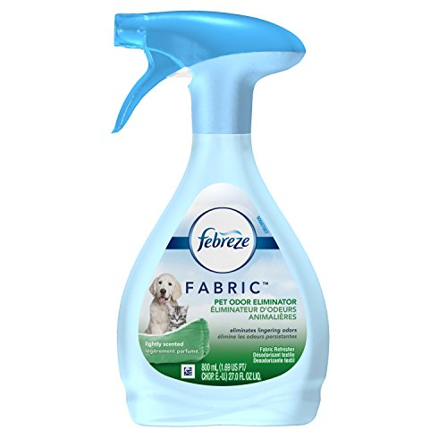 Febreze FABRIC Refresher Eliminator Count